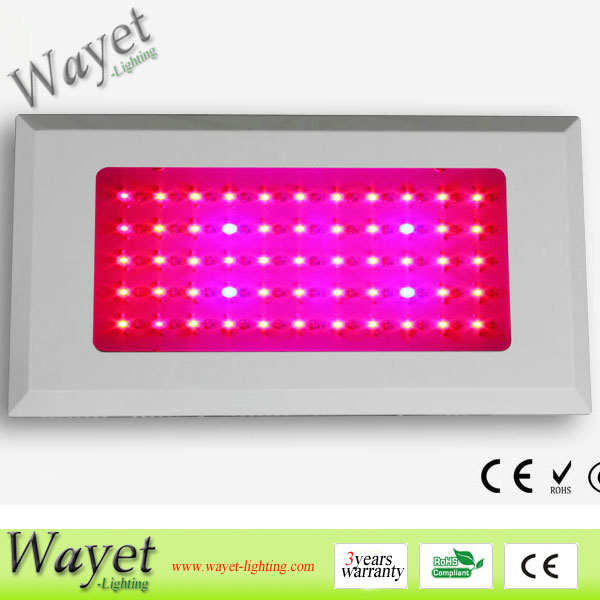 165w LED grow light (3w LED chip)